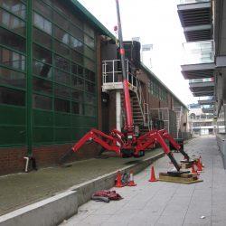 GET IN (crane)
